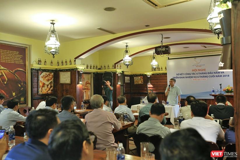 Thêm 7 hội viên tập thể và 1 hội viên cá nhân được kết nạp vào Hội Truyền thông Số Việt Nam ảnh 27