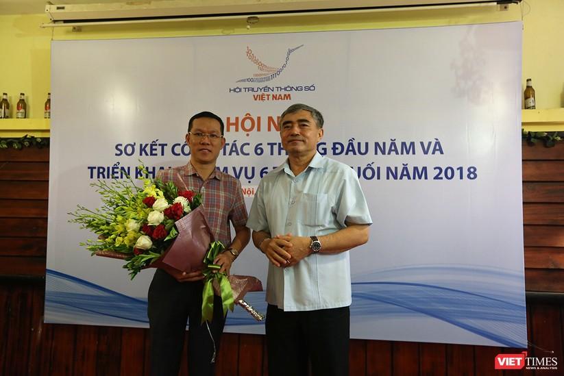 Thêm 7 hội viên tập thể và 1 hội viên cá nhân được kết nạp vào Hội Truyền thông Số Việt Nam ảnh 5