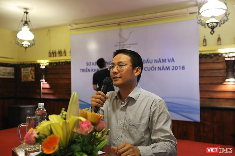 Thêm 7 hội viên tập thể và 1 hội viên cá nhân được kết nạp vào Hội Truyền thông Số Việt Nam ảnh 17