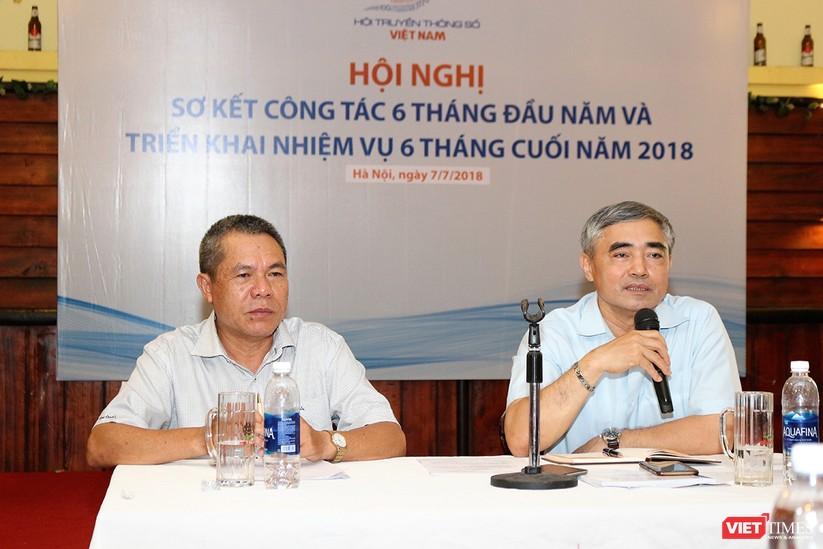 Thêm 7 hội viên tập thể và 1 hội viên cá nhân được kết nạp vào Hội Truyền thông Số Việt Nam ảnh 1