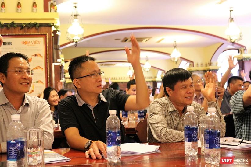 Thêm 7 hội viên tập thể và 1 hội viên cá nhân được kết nạp vào Hội Truyền thông Số Việt Nam ảnh 24