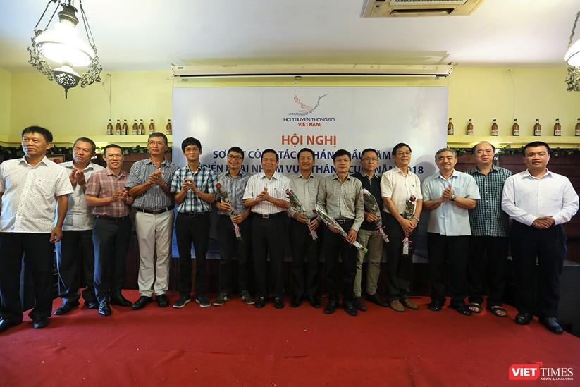Thêm 7 hội viên tập thể và 1 hội viên cá nhân được kết nạp vào Hội Truyền thông Số Việt Nam ảnh 13