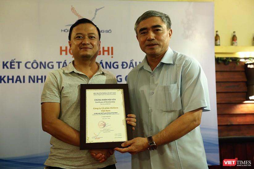 Thêm 7 hội viên tập thể và 1 hội viên cá nhân được kết nạp vào Hội Truyền thông Số Việt Nam ảnh 11