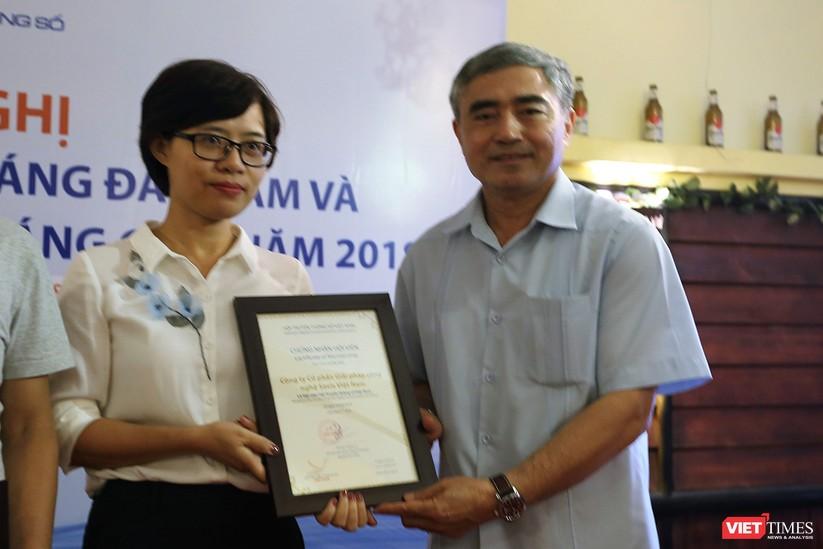 Thêm 7 hội viên tập thể và 1 hội viên cá nhân được kết nạp vào Hội Truyền thông Số Việt Nam ảnh 10