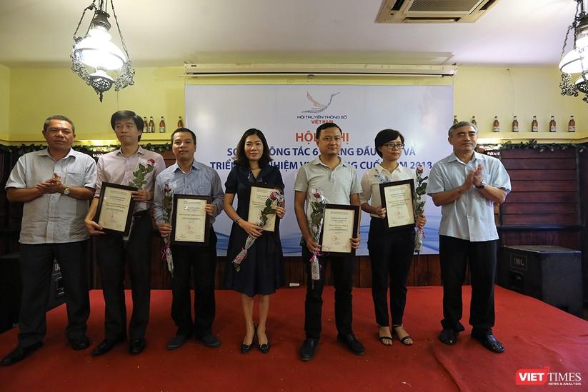 Thêm 7 hội viên tập thể và 1 hội viên cá nhân được kết nạp vào Hội Truyền thông Số Việt Nam ảnh 7