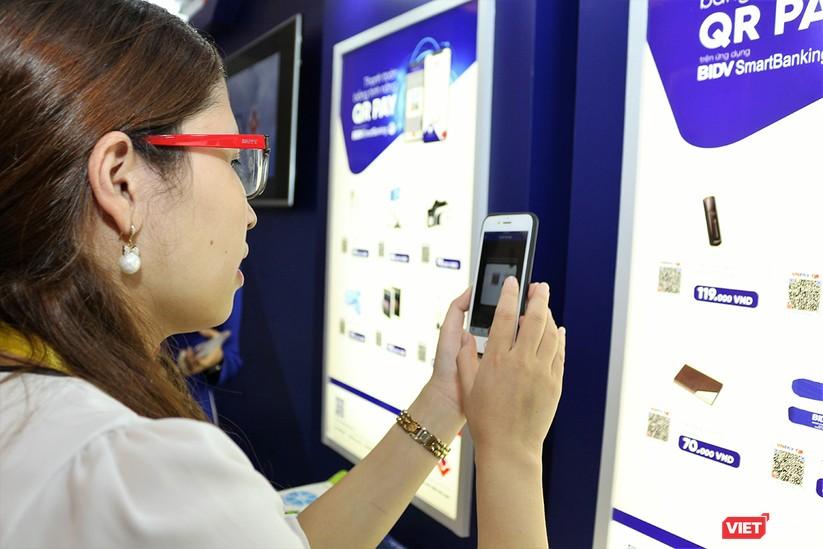 """Chùm ảnh """"Triển lãm Quốc tế về Công nghiệp 4.0"""" tại Việt Nam, nơi có sự hiện diện của robot nổi tiếng Sophia ảnh 23"""