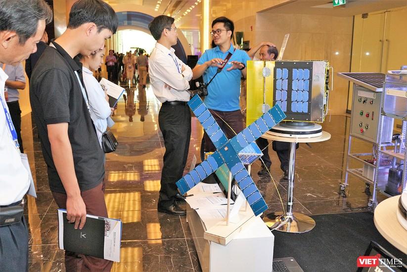 """Chùm ảnh """"Triển lãm Quốc tế về Công nghiệp 4.0"""" tại Việt Nam, nơi có sự hiện diện của robot nổi tiếng Sophia ảnh 5"""