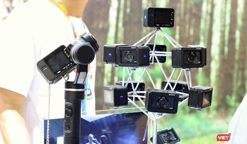 Trải nghiệm các thiết bị công nghệ tại Sony Show 2018 ảnh 11