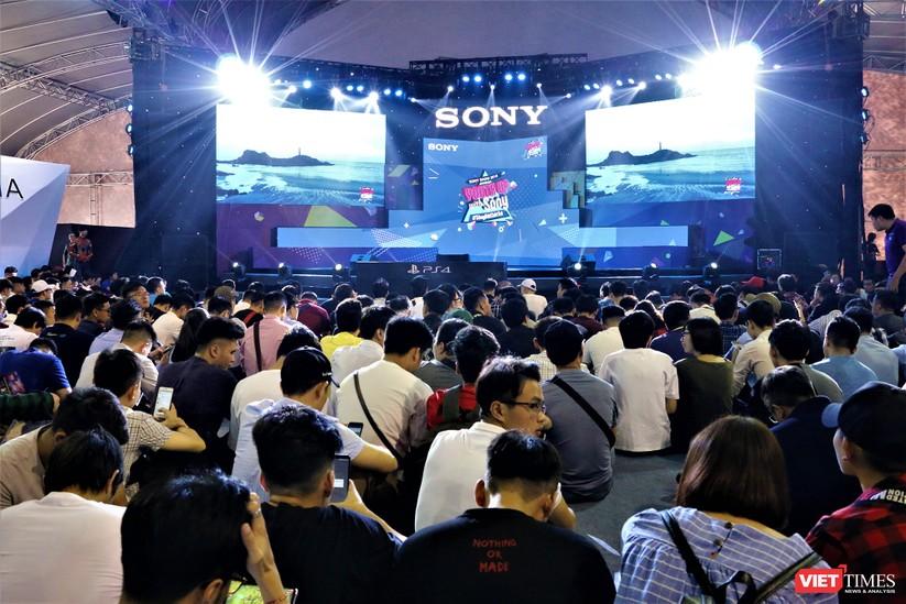 Trải nghiệm các thiết bị công nghệ tại Sony Show 2018 ảnh 28