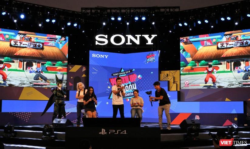 Trải nghiệm các thiết bị công nghệ tại Sony Show 2018 ảnh 31