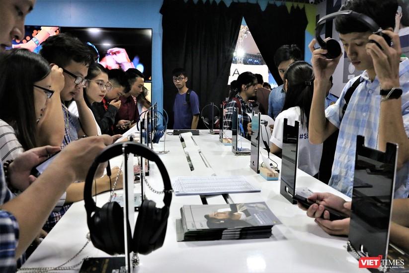 Trải nghiệm các thiết bị công nghệ tại Sony Show 2018 ảnh 16