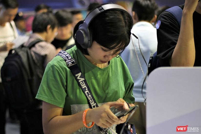 Trải nghiệm các thiết bị công nghệ tại Sony Show 2018 ảnh 19