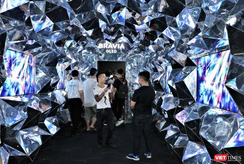 Trải nghiệm các thiết bị công nghệ tại Sony Show 2018 ảnh 34