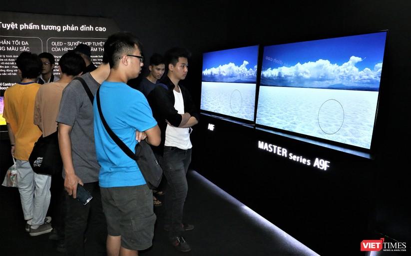 Trải nghiệm các thiết bị công nghệ tại Sony Show 2018 ảnh 35