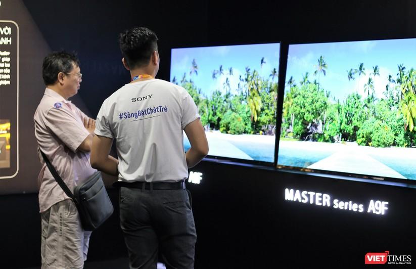 Trải nghiệm các thiết bị công nghệ tại Sony Show 2018 ảnh 39
