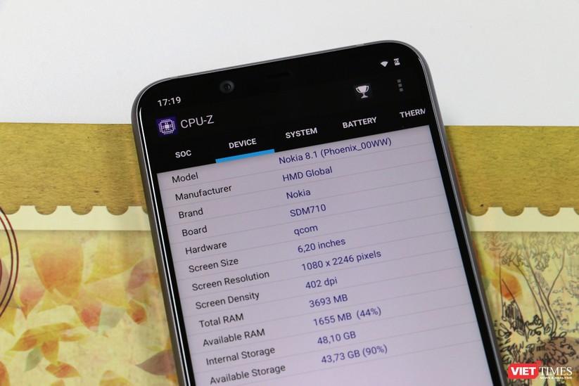 Đánh giá Nokia 8.1 sau 1 tuần sử dụng ảnh 10