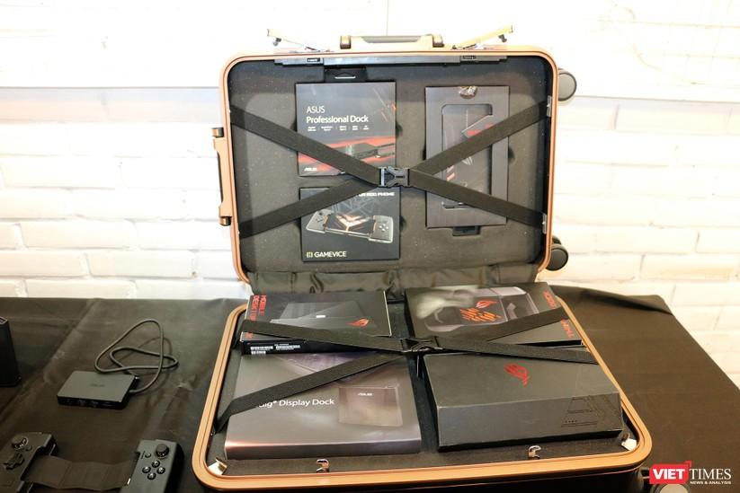 """Asus Việt Nam trình làng 5 laptop """"khủng"""" trong đó có 1 laptop có giá thành lên tới 120 triệu đồng ảnh 8"""