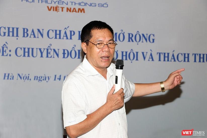 Nhiều tổ chức, doanh nghiệp quốc tế muốn gia nhập Hội Truyền thông số Việt Nam ảnh 1