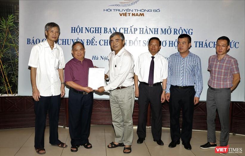 Nhiều tổ chức, doanh nghiệp quốc tế muốn gia nhập Hội Truyền thông số Việt Nam ảnh 6