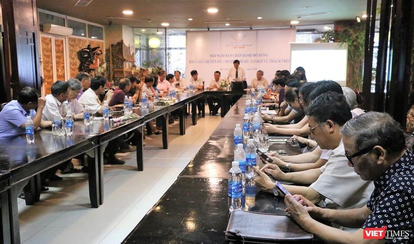 Nhiều tổ chức, doanh nghiệp quốc tế muốn gia nhập Hội Truyền thông số Việt Nam ảnh 20