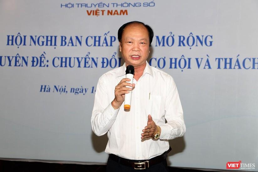 Nhiều tổ chức, doanh nghiệp quốc tế muốn gia nhập Hội Truyền thông số Việt Nam ảnh 3