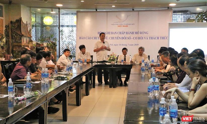 Nhiều tổ chức, doanh nghiệp quốc tế muốn gia nhập Hội Truyền thông số Việt Nam ảnh 9