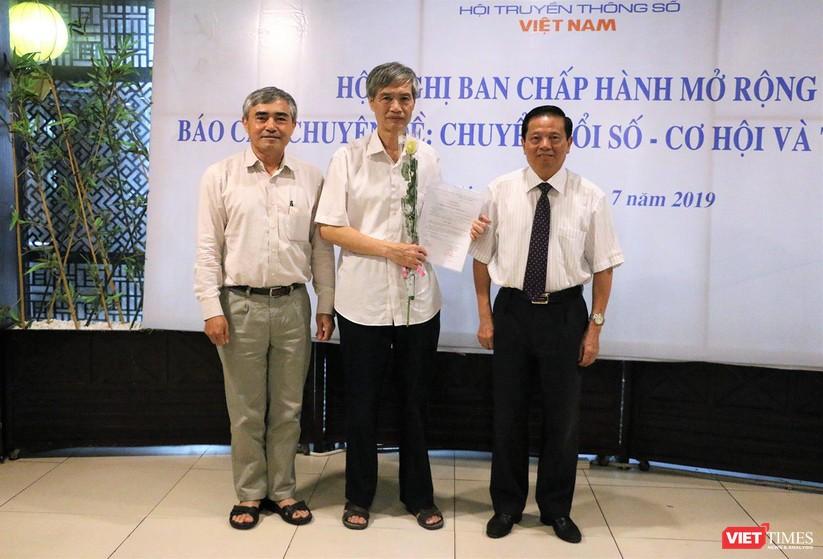Nhiều tổ chức, doanh nghiệp quốc tế muốn gia nhập Hội Truyền thông số Việt Nam ảnh 7