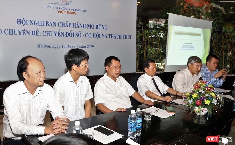 Nhiều tổ chức, doanh nghiệp quốc tế muốn gia nhập Hội Truyền thông số Việt Nam ảnh 10