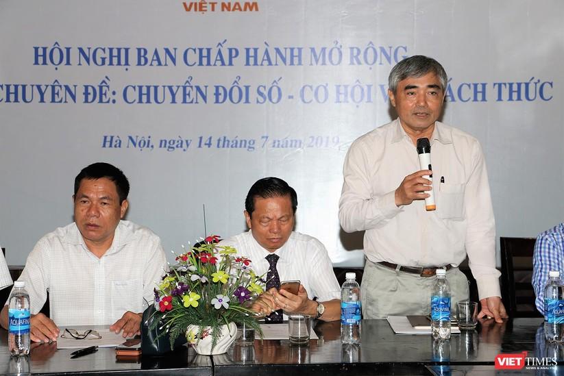 Nhiều tổ chức, doanh nghiệp quốc tế muốn gia nhập Hội Truyền thông số Việt Nam ảnh 32