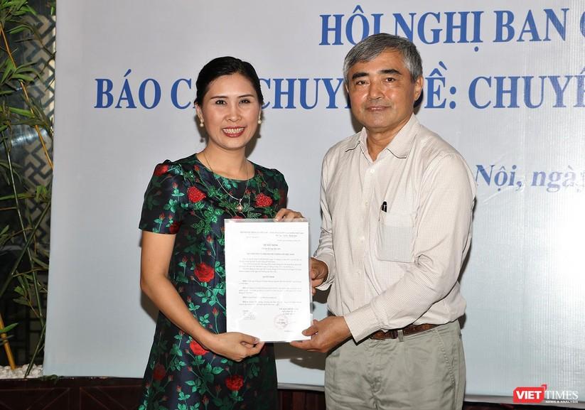 Nhiều tổ chức, doanh nghiệp quốc tế muốn gia nhập Hội Truyền thông số Việt Nam ảnh 8