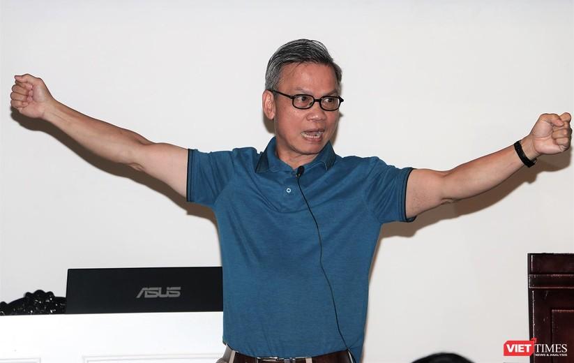 GS. TS Nguyễn Hữu Liêm - ĐH San Jose City: Trí tuệ nhân tạo có thể đem đến một tương lai nguy hiểm cho nhân loại, chưa thể đoán định được ảnh 3