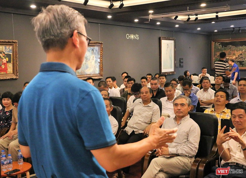 GS. TS Nguyễn Hữu Liêm - ĐH San Jose City: Trí tuệ nhân tạo có thể đem đến một tương lai nguy hiểm cho nhân loại, chưa thể đoán định được ảnh 4