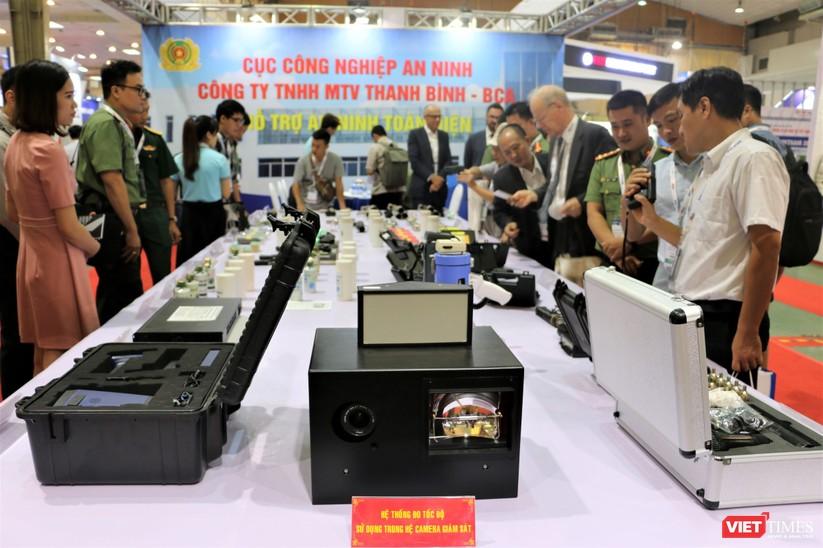 Chiêm ngưỡng hàng trăm trang thiết bị quân sự hiện đại xuất hiện tại Triển lãm Quốc tế về Quốc phòng và An ninh Việt Nam 2019 ảnh 18