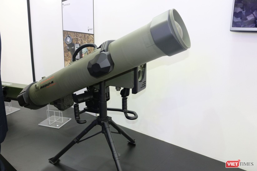Chiêm ngưỡng hàng trăm trang thiết bị quân sự hiện đại xuất hiện tại Triển lãm Quốc tế về Quốc phòng và An ninh Việt Nam 2019 ảnh 33