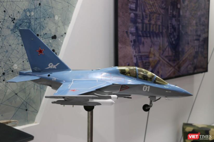 Chiêm ngưỡng hàng trăm trang thiết bị quân sự hiện đại xuất hiện tại Triển lãm Quốc tế về Quốc phòng và An ninh Việt Nam 2019 ảnh 35