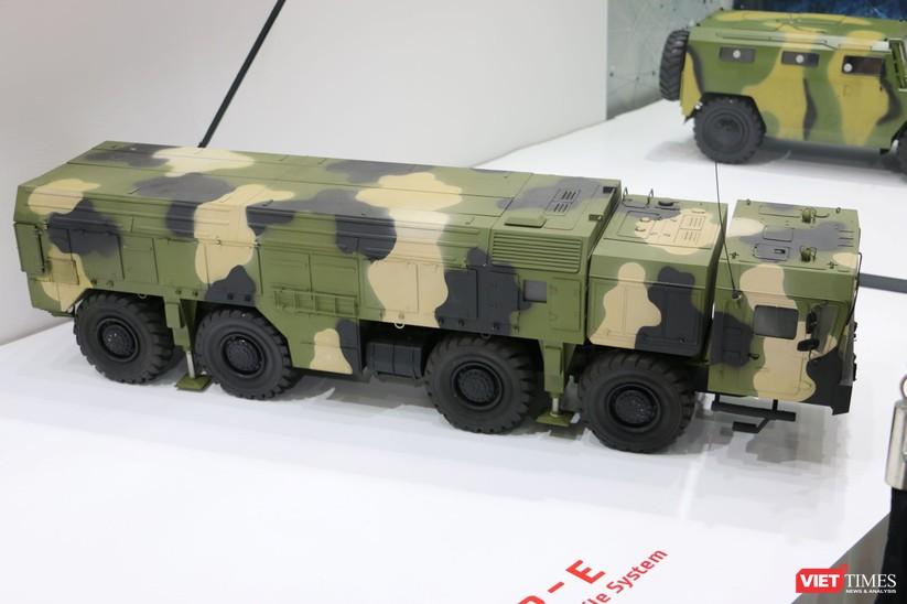 Chiêm ngưỡng hàng trăm trang thiết bị quân sự hiện đại xuất hiện tại Triển lãm Quốc tế về Quốc phòng và An ninh Việt Nam 2019 ảnh 36