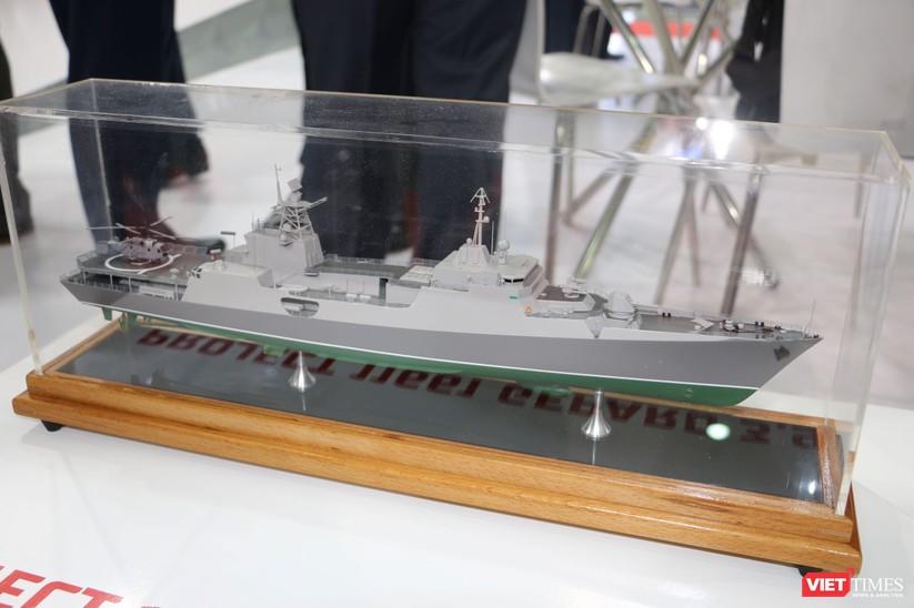 Chiêm ngưỡng hàng trăm trang thiết bị quân sự hiện đại xuất hiện tại Triển lãm Quốc tế về Quốc phòng và An ninh Việt Nam 2019 ảnh 40