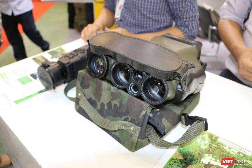 Chiêm ngưỡng hàng trăm trang thiết bị quân sự hiện đại xuất hiện tại Triển lãm Quốc tế về Quốc phòng và An ninh Việt Nam 2019 ảnh 42