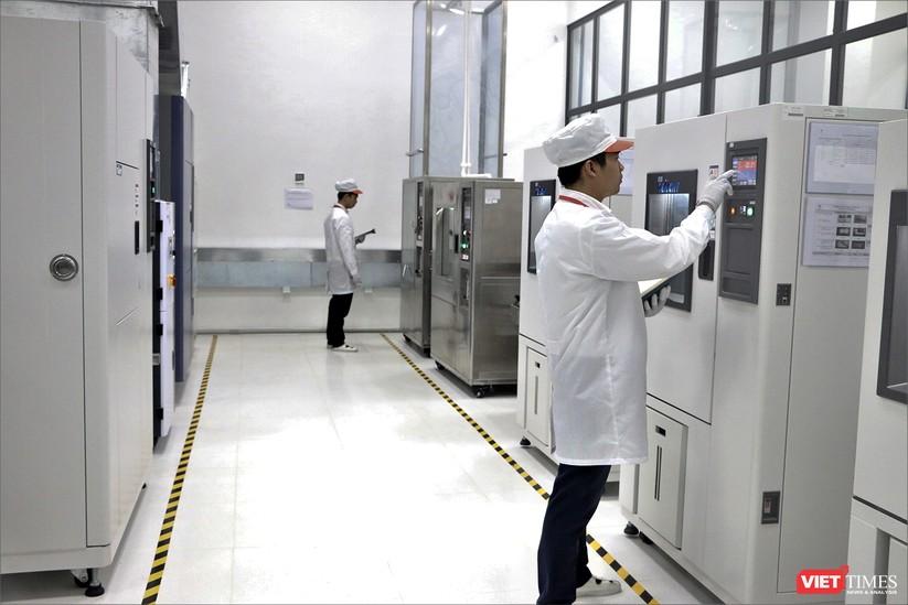 Khám phá nhà máy sản xuất thiết bị điện tử thông minh Vsmart ảnh 4