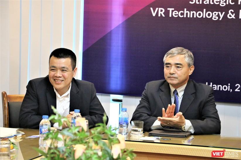 Việt Nam - Hàn Quốc ký bản ghi nhớ hợp tác phát triển công nghiệp nội dung Thực tế ảo và Thể thao điện tử ảnh 3