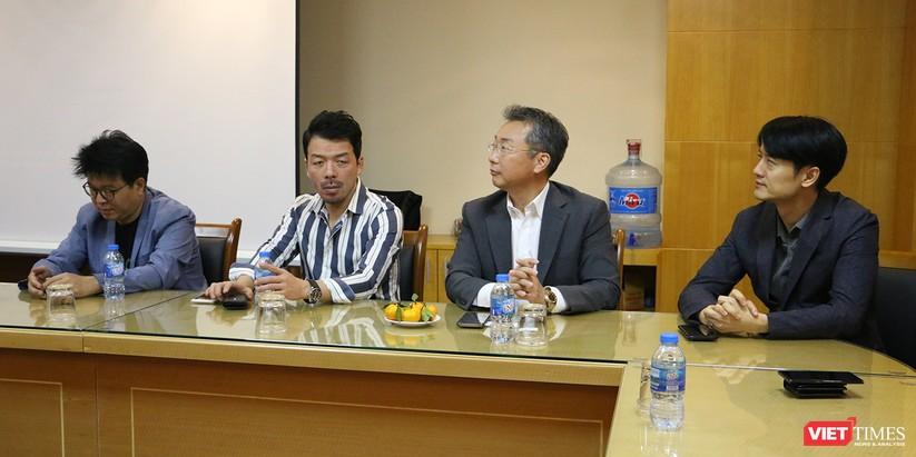 Việt Nam - Hàn Quốc ký bản ghi nhớ hợp tác phát triển công nghiệp nội dung Thực tế ảo và Thể thao điện tử ảnh 9