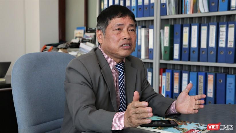 """Tiến sĩ Toán học Nguyễn Ngọc Chu: """"Không nên coi tin giả bao giờ cũng xấu, bởi có lúc nó là một nhu cầu của thực tiễn xã hội!"""" ảnh 1"""