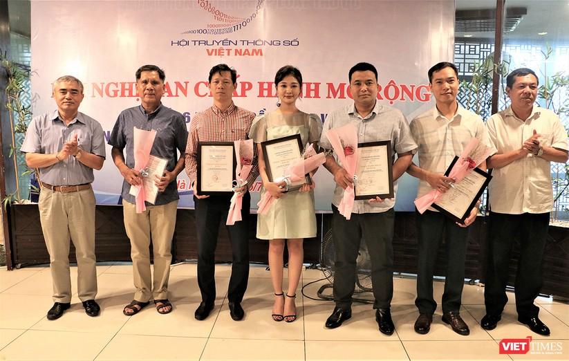 Hội Truyền thông Số Việt Nam khẳng định uy tín qua những bước tiến đáng tự hào ảnh 7
