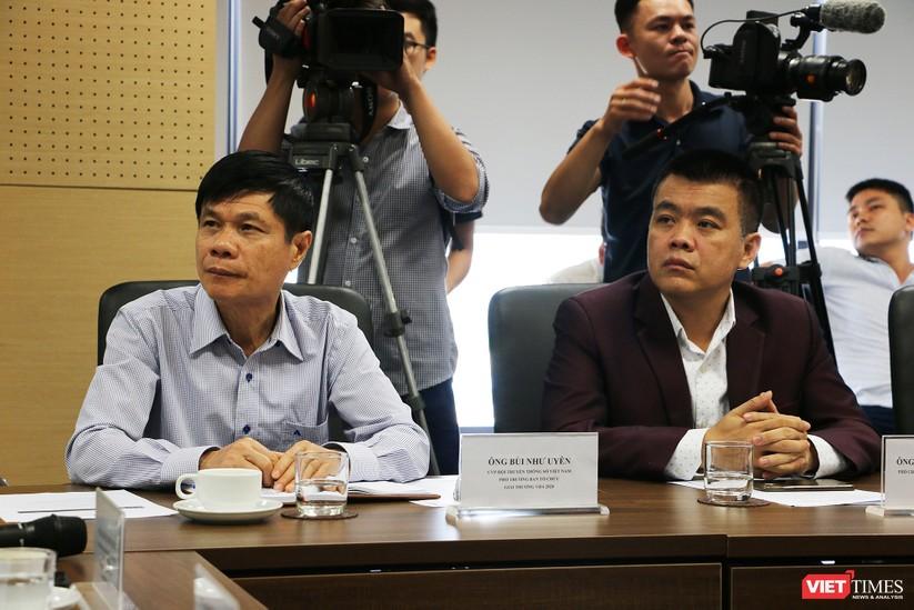 Nhiều nét mới đặc biệt tại Giải thưởng Chuyển đổi số Việt Nam 2020 ảnh 5