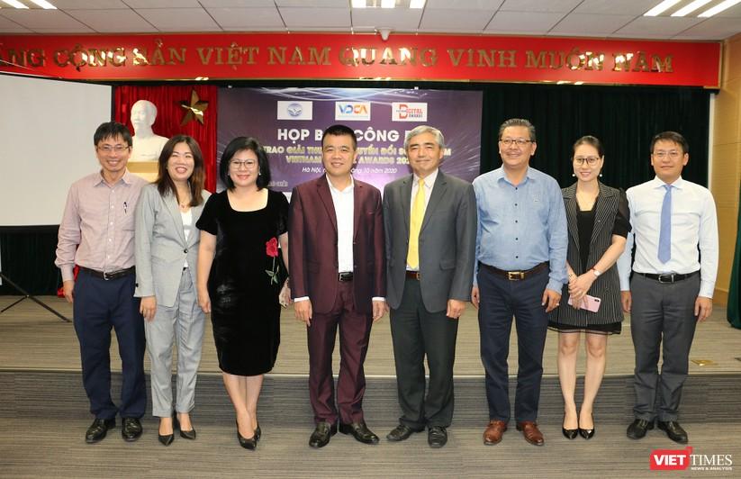 Nhiều nét mới đặc biệt tại Giải thưởng Chuyển đổi số Việt Nam 2020 ảnh 8