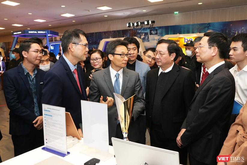 Phó Thủ tướng Vũ Đức Đam chỉ ra nguyên nhân doanh nghiệp công nghệ Việt yếu thế ngay trên sân nhà ảnh 1