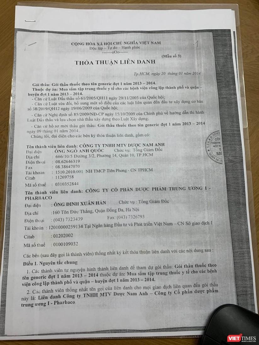 Ông Ngô Nhật Phương hứa thưởng 100 tỷ đồng cho ai chỉ ra bằng chứng làm ăn với VN Pharma ảnh 4