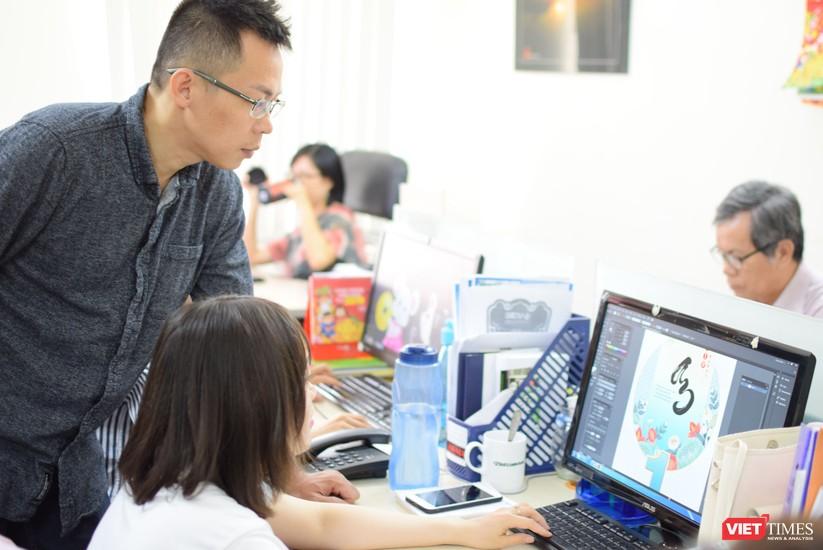 Ông chủ Lịch xuân Phương Nam và khát vọng thực phẩm sạch cho người Việt ảnh 1