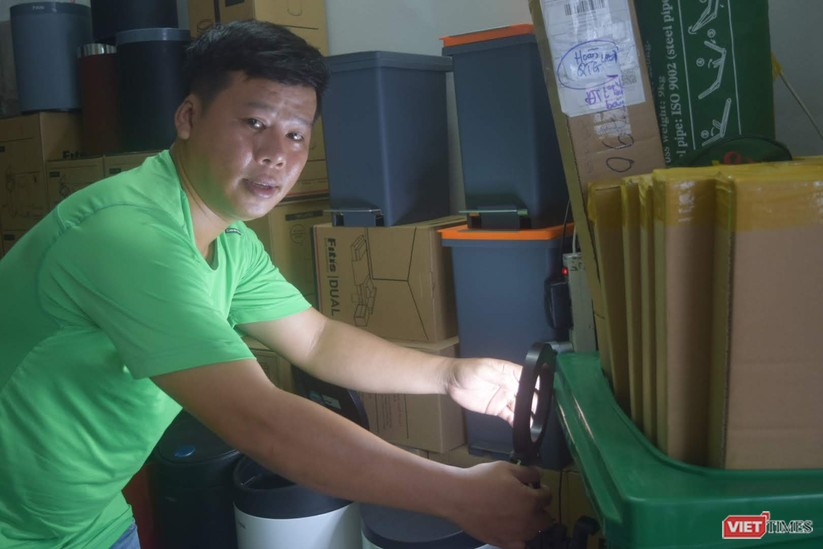 Nguyễn Minh Đoan lựa chọn cung cấp dịch vụ đầy thách thức là vệ sinh công nghiệp