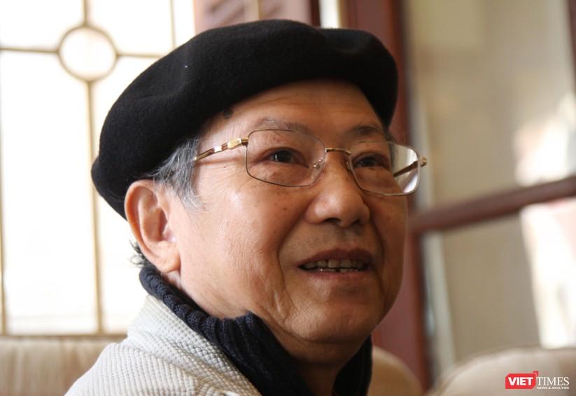 """Nhà văn Châu Diên - nhà giáo Phạm Toàn đã """"dong buồm"""" nhẹ gót lên chuyến viễn du về cõi Thiên thai ảnh 1"""